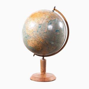 Drehbarer Globus, 1950er