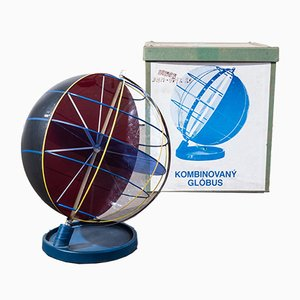 Globus, 1950er