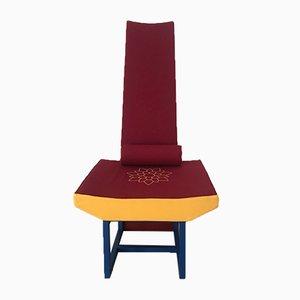 Chaise de Trône Dalaï-lama d'Atelier Borella