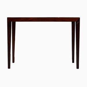 Table Basse en Palissandre par Severin Hansen pour Haslev Møbelsnedkeri, 1950s