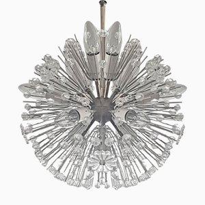 Plafonnier Dandelion par Emil Steijnar pour Rupert Nikoll, 1960s