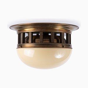 Lámpara de techo, años 30