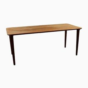 Teak Side Table by Rolf Rastad and Adolf Relling for Gustav Bahus, 1960s