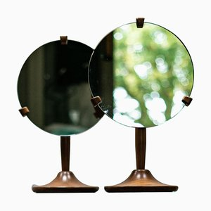 Vanity Mirrors by Lucian Ercolani for Ercol, 1960s, Set of 2