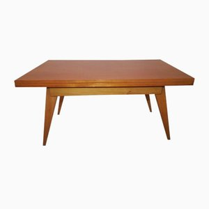 Adjustable Leg Coffee Table by Albert Ducrot for Ducal, 1960s