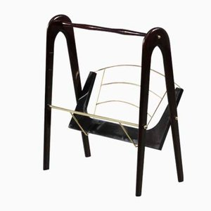 Magazine Rack by Cesare Lacca, 1950s