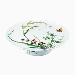 Antique B224 Botanical Motif Tableware from Minton