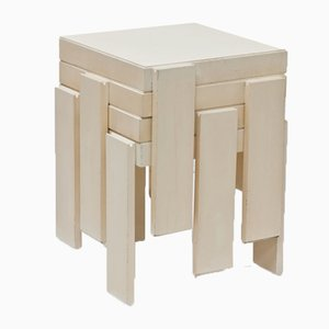 Vintage Nesting Tables by Vico Magistretti for Poggi