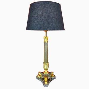 Lampe de Bureau Empire, 1940s