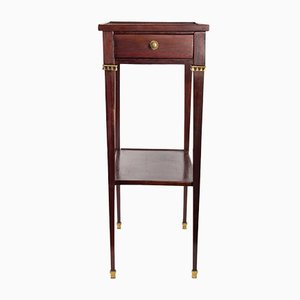 Small Antique Louis XVI Styled Rosewood Side Table