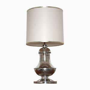 Lampada da tavolo grande vintage