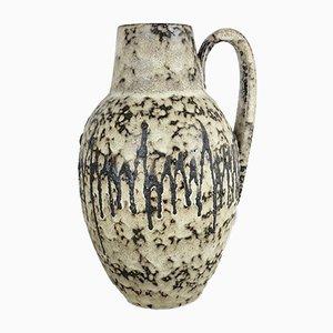 Grand Vase Fat Lava 414-38 Vintage de Scheurich