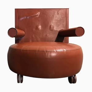Lounge Chair by Antonio Citterio for B&B Italia, 1980s