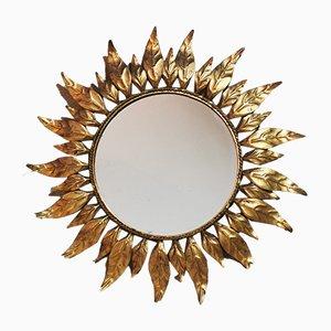 Miroir Soleil Mid-Century