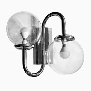 Vintage Space Age Sconce