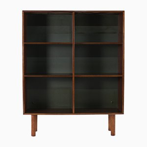 Scandinavian Rosewood Wall Unit, 1970s