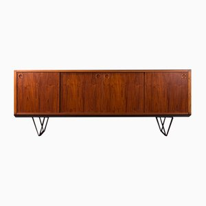 Scandinavian Style Teak Veneer Sideboard, 1960s