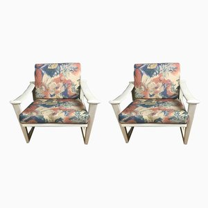 Lounge Chairs by Finn Juhl for Pastoe, 1960s, Set of 2