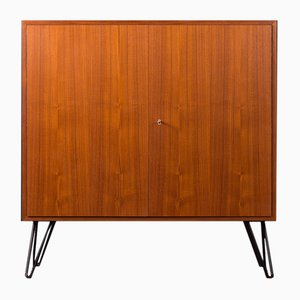 Teak Veneer Dresser from Oldenburger Möbelwerkstätten, 1960s