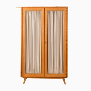 Ash Veneer Wardrobe from Musterring International, 1950s
