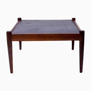 Rosewood Coffee Table by Kai Kristiansen for Magnus Olesen, 1950s