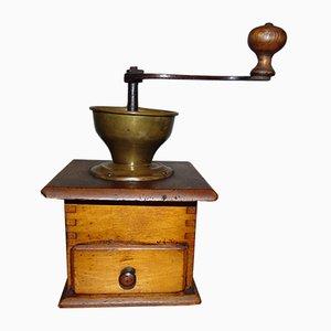 Molinillo de café y pimentero industrial vintage, años 20