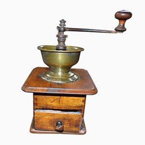 Industrielle Vintage Kaffee- & Pfeffermühle, 1920er