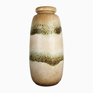 Large Vintage Fat Lava 284-47 Floor Vase from Scheurich