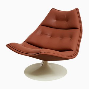 Model F511 Lounge Chair by Geoffrey Harcourt for Artifort, 1980s