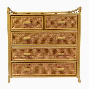 Vintage Cane Dresser