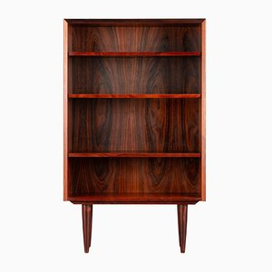 Small Rosewood Bookcase by E. Brouer for Brouer Møbelfabrik, 1960s