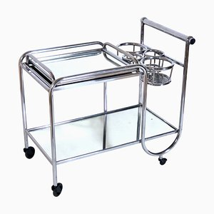 French Bar Trolley, 1930s