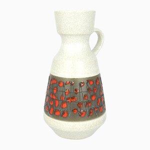 Vaso nr. 303/25 Mid-Century in ceramica di U Keramik