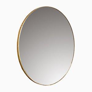 Golden Framed Mirror, 1950s