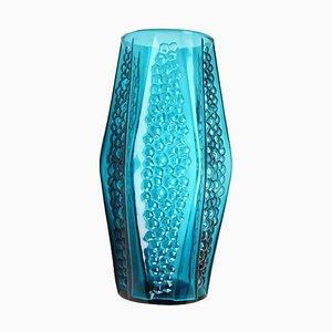Vaso esagonale di Stolle Nieman, anni '70