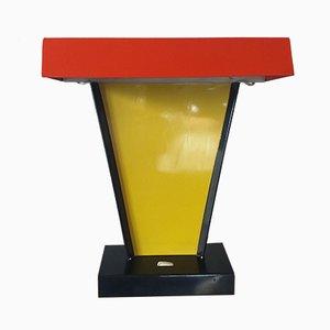 Lámpara de mesa de Josef Hurka para Napako, 1968