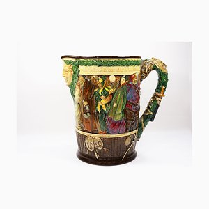 William Shakespeare Drinking Mug by Charles Noke for Royal Doulton, 1933