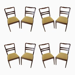 Vintage German Dining Chairs, Set of 8
