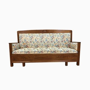 Antique 3-Seat Sofa