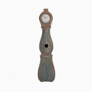 Antique Rococo Swedish Long Case Clock