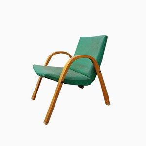 Moderner Sessel von Steiner, 1950er