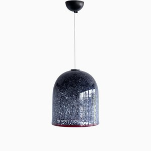Neverrino Deckenlampe von Gae Aulenti für Vistosi, 1970er