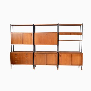 Scandinavian Modular Shelf from Lyby Möbler, 1960s