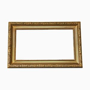 Antique Overmantle or Wall Mirror