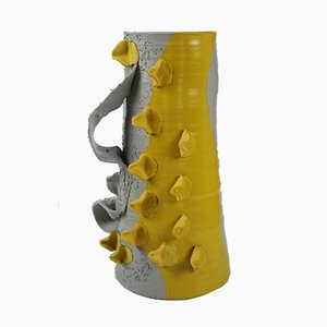 Vase 32 aus Terrakotta von Mascia Meccani für Meccani Design, 2019