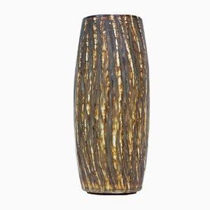 Schwedische Modell Cane Vase aus Keramik von Gunnar Nylund für Rörstrand, 1950er