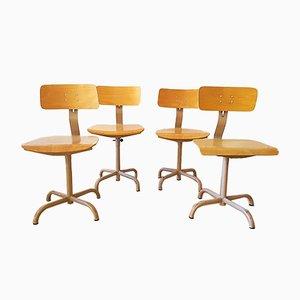 Vintage Sessel, 1960er, 4er Set