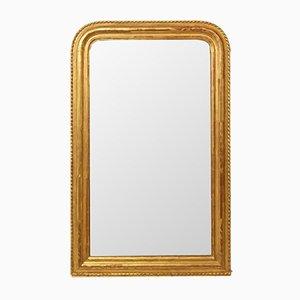19th Century Gilded Mirror