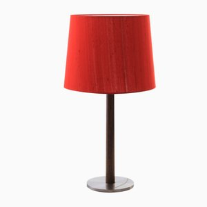 Scandinavian Modern Table Lamp by Uno & Östen Kristiansson for Luxus, 1960s