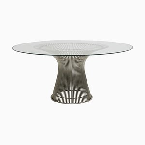Mid-Century Dining Table by Warren Platner for Knoll Inc. / Knoll International, 1970s